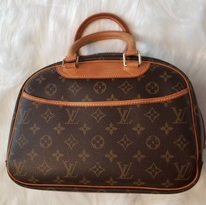 Louis Vuitton Trouville Bag